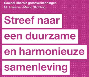Streef naar een duurzame en harmonieuze  samenleving, Richtingwijzer 2013